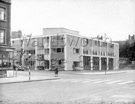 West Hill Fire Station- 1958