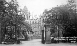 Third London General Hospital, Wandsworth Common-  C1915