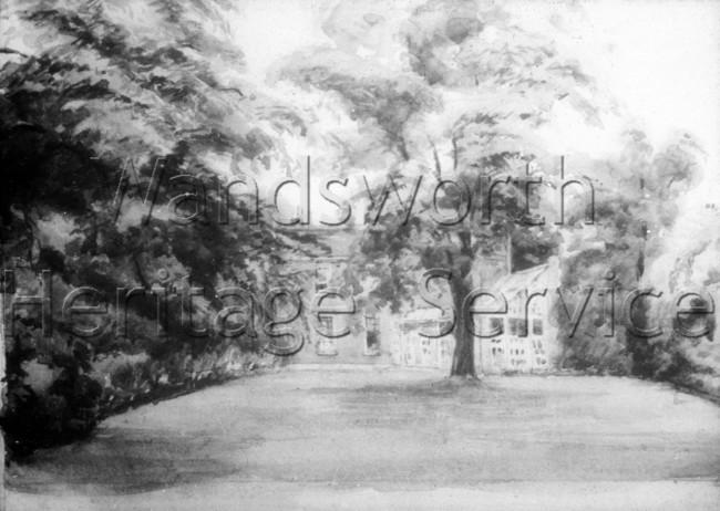 Black Sea House, Wandsworth Common  1866- 1866