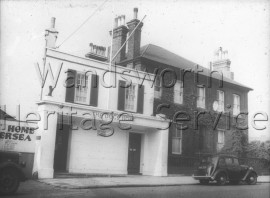 Battersea Dogs Home – c1955