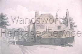 Nag's Head, Battersea- 1813