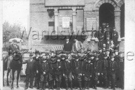 Wandsworth Borough News Office, East Hill  –  C1910