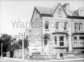 Rosehill Road Library- 1960