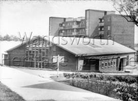 Southfields Branch Library- 1958
