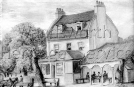 Plough Inn, St  John's Hill  –  C1860