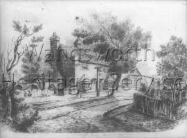 Plough Inn, St  John's Hill  –  C1810