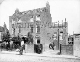 Wandsworth Police Station, Putney Bridge Road-  C1890