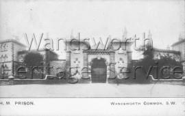 Wandsworth Prison  –  C1905