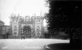 Wandsworth Prison  –  C1920