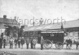 Wandsworth Prison  –  C1915