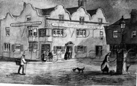The Raven, Battersea Square- 1868
