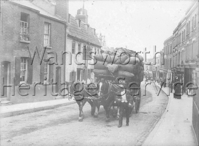 George and Dragon, West Hill  1898- 1898