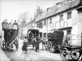 George and Dragon, West Hill  –  C1897