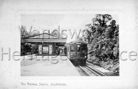 Southfields Station-  C1905