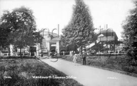 Wandsworth Common Station  –  C1920