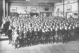 Brandlehow Road School boys department-  C1910