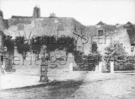 (Miss) Dell's School, Wandsworth House, Garratt Lane  – C1855
