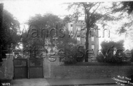 Mayfield School, West Hill, –  C1925
