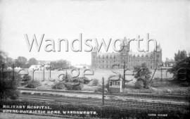 Royal Victoria Patriotic Asylum for Girls  –  C1914 5 1918