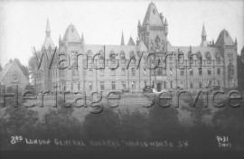 Royal Victoria Patriotic Asylum for Girls  –  C1918