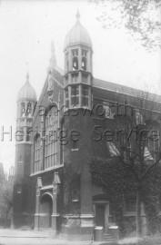 Royal Masonic Institution for Girls, St John's Hill-  C1905