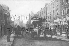 Wandsworth High Street  –  C1900