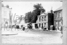 West Hill  –  C1900