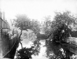 River Wandle-  C1895
