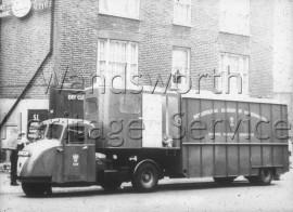 South Wandsworth Vans