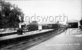 East Putney Station-