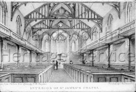 St  James' Church, Park Hill- 1829