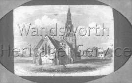 St James Church, Park Hill- 1849