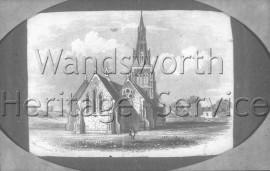St James Church, Park Hill- 1849