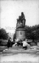 Drinking Fountain, Clapham Common, –  C1900