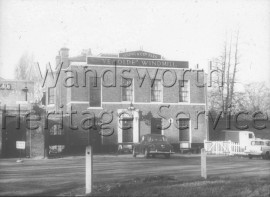 Ye Olde Windmill, Clapham Common South Side- 1961