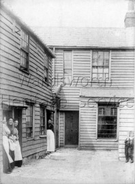 Bickley Place, Clapham-  C1890