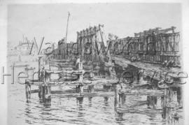 Battersea Bridge- 1884