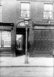 Bromell's Passage, Clapham –  C1890