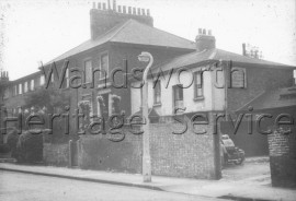 Clapham Manor Street- 1958