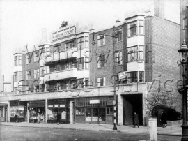 Windsor Court, The Pavement, Clapham- 1953