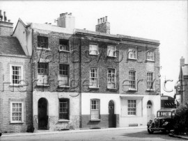 The Polygon, Clapham Common North Side- 1951