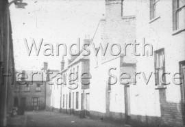 Rectory Gardens, Clapham- 1958