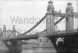 Chelsea Bridge-  1930s