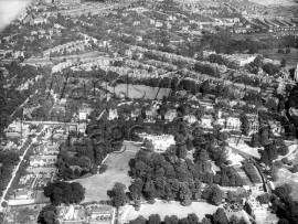 Putney Hill and Putney Heath- c1935