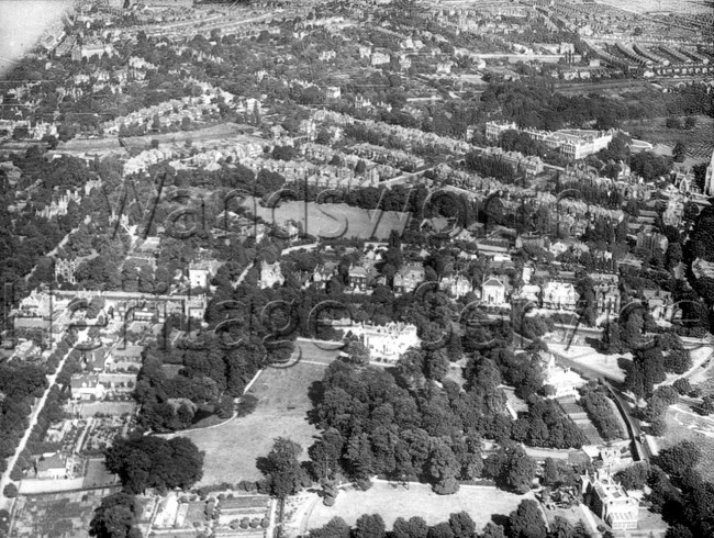 Putney Hill and Putney Heath- c1935