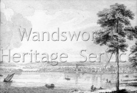 River Thames- 1809