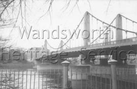 Chelsea Bridge- 1964