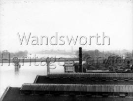 River Thames- 1960
