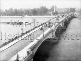 New Putney Bridge, –  C1900