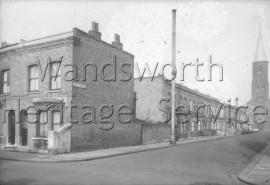 Church of the Sacred Heart, Trott Street- 1962